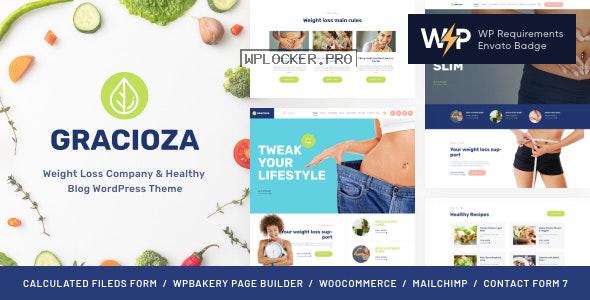 Gracioza v1.0.5 – Weight Loss Company & Healthy Blog