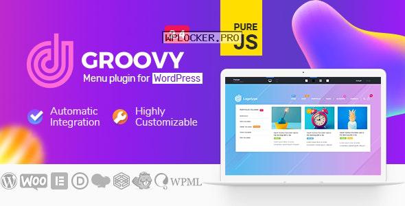 Groovy Menu v2.4.1 – WordPress Mega Menu Plugin