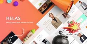 Helas v1.1.4 – Multipurpose WooCommerce Theme