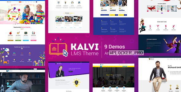 Kalvi v2.7 – LMS Education