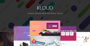 Kloud v1.0.6 – Creative Multipurpose WordPress Theme