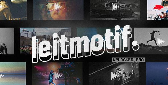 Leitmotif v1.2 – Movie and Film Studio Theme