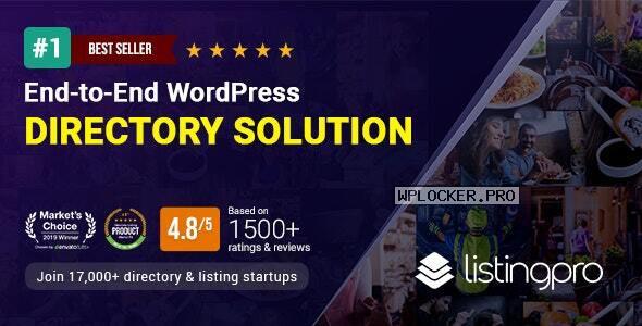 ListingPro v2.6.0 – WordPress Directory Theme