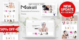 Makali v1.4.2 – Cosmetics & Beauty Theme