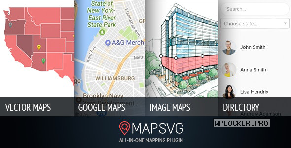 MapSVG v5.16.0 – the last WordPress map plugin you'll ever need