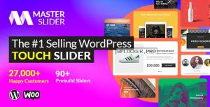 Master Slider v3.4.6 – WordPress Responsive Touch Slider