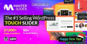 Master Slider v3.4.7 – WordPress Responsive Touch Slider