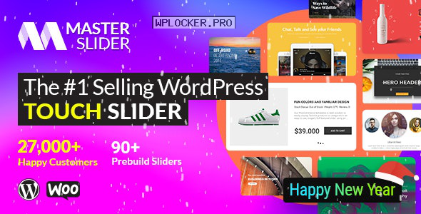 Master Slider v3.4.7 – WordPress Responsive Touch Slider