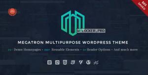 Megatron v3.5 – Responsive MultiPurpose WordPress Theme