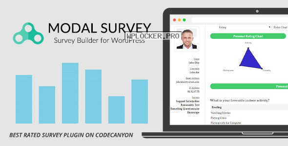 Modal Survey v2.0.1.8 – Poll, Survey & Quiz Plugin