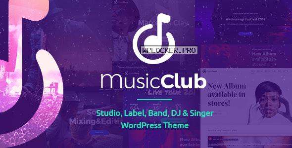Music Club v1.1.9 – Band & DJ