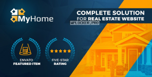 MyHome v3.1.44 – Real Estate WordPress Theme