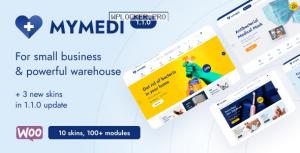 MyMedi v1.1.0 – Responsive WooCommerce WordPress Theme