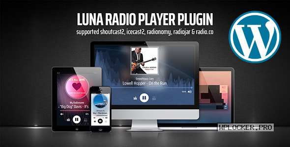 Native Web Radio v5.20.09.08 – Player WordPress Plugin