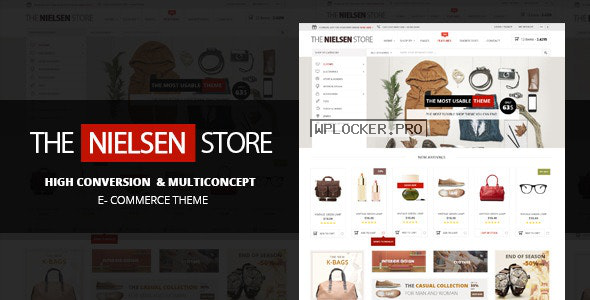 Nielsen v1.9.12 – The ultimate e-commerce theme