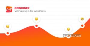 Opinioner v2.0.0 – WordPress voting plugin