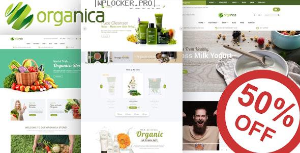 Organica v1.5.5 – Organic, Beauty, Natural Cosmetics