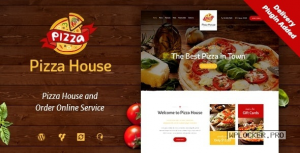 Pizza House v1.3 – Restaurant / Cafe / Bistro Theme