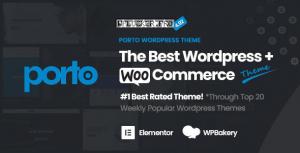Porto v5.5.2 – Responsive eCommerce WordPress Theme