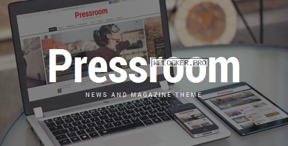 Pressroom v5.0 – News and Magazine WordPress Theme