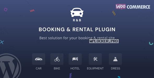 RnB v10.0.6 – WooCommerce Rental & Bookings System