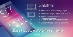 Satellite7 v3.2 – Retina Multi-Purpose WordPress Theme