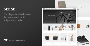 Seese v2.9 – Responsive eCommerce Theme
