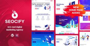 Seocify v2.4.0 – SEO And Digital Marketing Agency