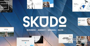 Skudo v1.7.3 – Responsive Multipurpose WordPress Theme