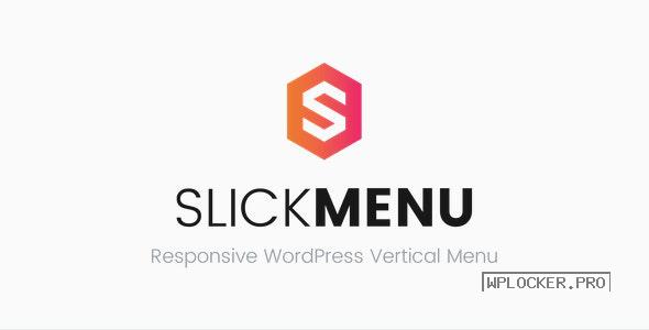Slick Menu v1.2.9 – Responsive WordPress Vertical Menu