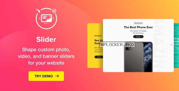Slider v1.1.0 – WordPress Image Slider Plugin