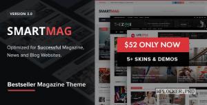 SmartMag v3.4.0 – Responsive & Retina WP Magazine
