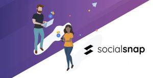 Social Snap v1.1.13 – Ultimate WP SocialMedia Plugin