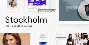 Stockholm v6.9 – A Genuinely Multi-Concept Theme