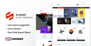 Sumi v1.2.8 – Electronics WordPress Theme for WooCommerce (RTL supported)