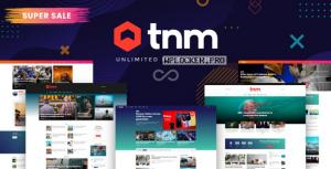 The Next Mag v1.3.2 – Ecommerce Magazine WordPress Theme