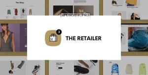 The Retailer v3.2.4 – Responsive WordPress Theme