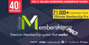 Ultimate Membership Pro WordPress Plugin v9.4.3