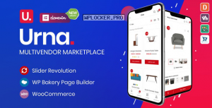 Urna v2.2.3 – All-in-one WooCommerce WordPress Theme