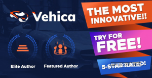 Vehica 1.0.39 – Car Dealer & Automotive Directory