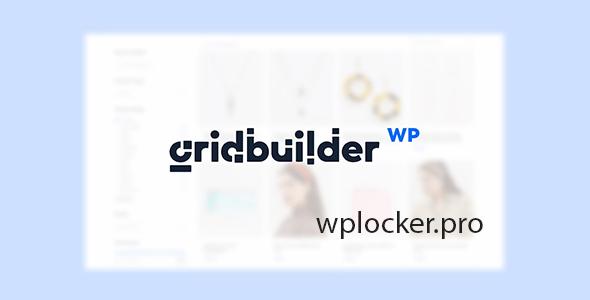 WP Grid Builder v1.5.6 + Addons