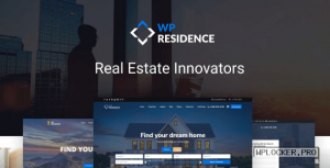 WP Residence v3.5.1 – Real Estate WordPress Theme