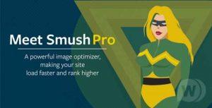 WP Smush Pro v3.8.1 – Image Compression Plugin