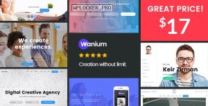 Wanium v1.7.2 – A Elegant Multi-Concept Theme