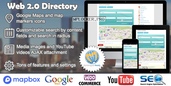 Web 2.0 Directory plugin for WordPress v2.6.11