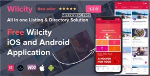 Wilcity v1.3.9 – Directory Listing WordPress Theme + App