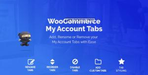 WooCommerce Custom My Account Pages v1.0.11