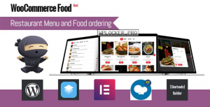 WooCommerce Food v2.2 – Restaurant Menu & Food ordering