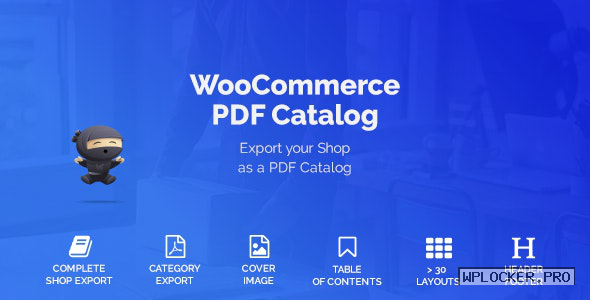 WooCommerce PDF Catalog v1.13.6