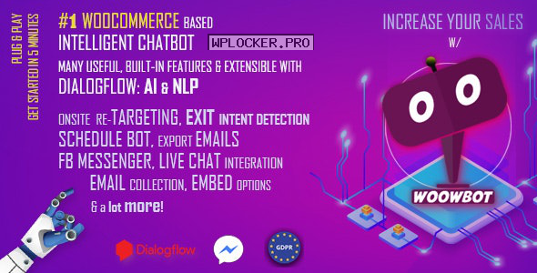 WoowBot v12.3.6 – Chat Bot for WooCommerce